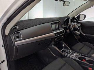 2016 Mazda CX-5 KE1072 Maxx SKYACTIV-Drive Sport White 6 Speed Sports Automatic Wagon