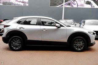 2021 Mazda CX-30 DM2W7A G20 SKYACTIV-MT Pure Silver 6 Speed Manual Wagon