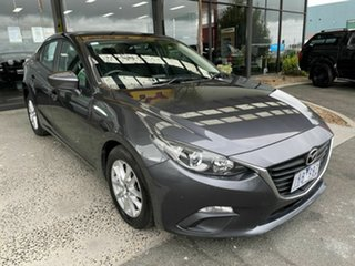 2016 Mazda 3 BM MY15 Neo Grey 6 Speed Automatic Sedan.