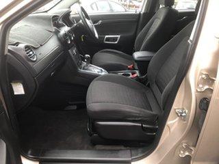 2011 Holden Captiva CG Series II 5 (FWD) Gold 6 Speed Automatic Wagon