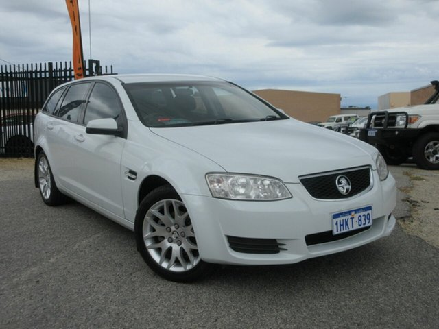 Used Holden Commodore VE MY10 International Wangara, 2010 Holden Commodore VE MY10 International White 6 Speed Automatic Sportswagon
