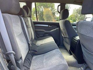 2004 Toyota Landcruiser Prado KZJ120R GXL Silver 4 Speed Automatic Wagon