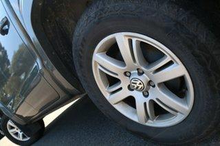 2012 Volkswagen Amarok 2H MY12 TDI400 4Mot Grey 6 Speed Manual Cab Chassis