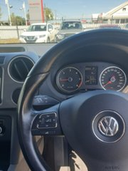 2013 Volkswagen Amarok 2H MY13 TDI420 4Motion Perm Highline Silver 8 Speed Automatic Utility