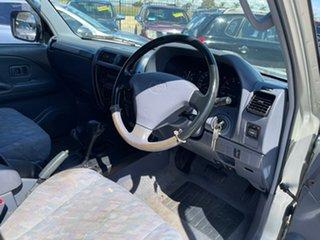 2000 Toyota Landcruiser Prado VZJ95R GXL (4x4) Silver 4 Speed Automatic 4x4 Wagon