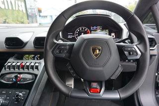 2015 Lamborghini Huracan 724 LP610-4 Grey 7 Speed Sports Automatic Dual Clutch Coupe