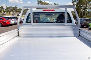 2021 Mazda BT-50 TFS40J XT White 6 Speed Sports Automatic Cab Chassis.