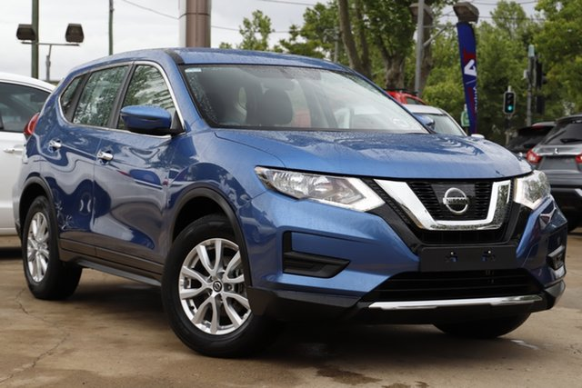 Used Nissan X-Trail T32 Series II ST X-tronic 4WD Toowoomba, 2019 Nissan X-Trail T32 Series II ST X-tronic 4WD Blue 7 Speed Constant Variable Wagon