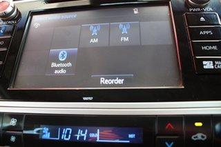 2019 Toyota Landcruiser Prado GDJ150R GX Glacier White 6 Speed Automatic Wagon