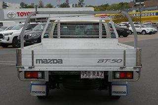 2009 Mazda BT-50 UNY0W4 DX 4x2 Bronze 5 Speed Manual Cab Chassis