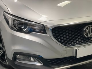 2020 MG ZS AZS1 MY20 Excite Plus 2WD Silver 6 Speed Automatic Wagon.