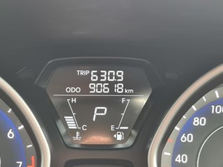 2012 Hyundai Elantra MD2 Elite Bronze 6 Speed Sports Automatic Sedan