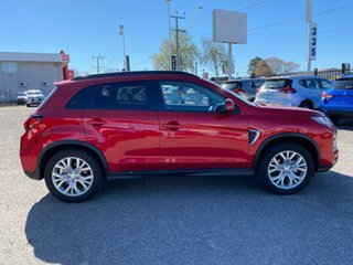 2021 Mitsubishi ASX XD MY21 LS 2WD Red 1 Speed Constant Variable Wagon.