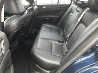 2010 Suzuki Kizashi FR XLS Blue Continuous Variable Sedan