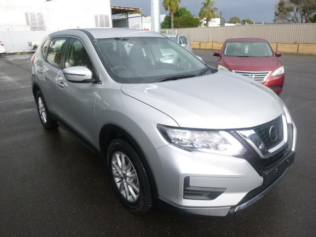 Used Nissan X-Trail T32 MY21 ST X-tronic 4WD St Marys, 2021 Nissan X-Trail T32 MY21 ST X-tronic 4WD Silver 7 Speed Constant Variable Wagon