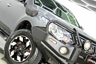 2016 Mitsubishi Triton MQ MY17 Exceed (4x4) Grey 5 Speed Automatic Dual Cab Utility.