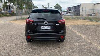 2015 Mazda CX-5 MY15 Akera (4x4) Black 6 Speed Automatic Wagon
