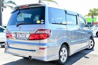 2007 Toyota Alphard ANH10W AX Grey 4 Speed Automatic Van Wagon.