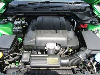 2009 Holden Ute VE MY09.5 SV6 Green 6 Speed Manual Utility