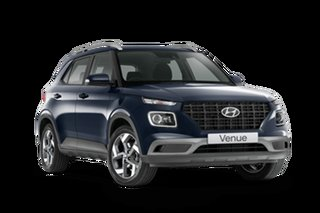 2021 Hyundai Venue QX.V3 Active The Denim 6 Speed Automatic Wagon