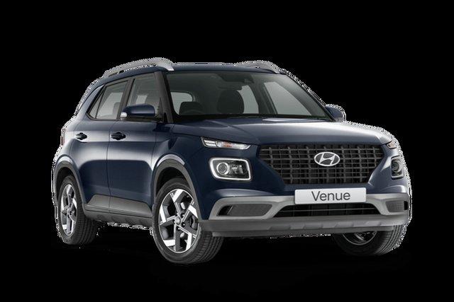 New Hyundai Venue Active Rutherford, 2021 Hyundai Venue QX.V3 Active The Denim 6 Speed Automatic Wagon