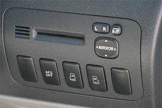 2006 Toyota Alphard ANH10 Premium AS Platinum Black Automatic Mini Bus