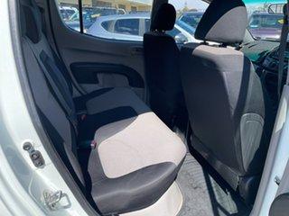 2015 Mitsubishi Triton MN MY15 GLX (4x4) White 5 Speed Manual 4x4 Cab Chassis