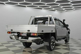 2016 Mitsubishi Triton MQ MY17 Exceed (4x4) Grey 5 Speed Automatic Dual Cab Utility