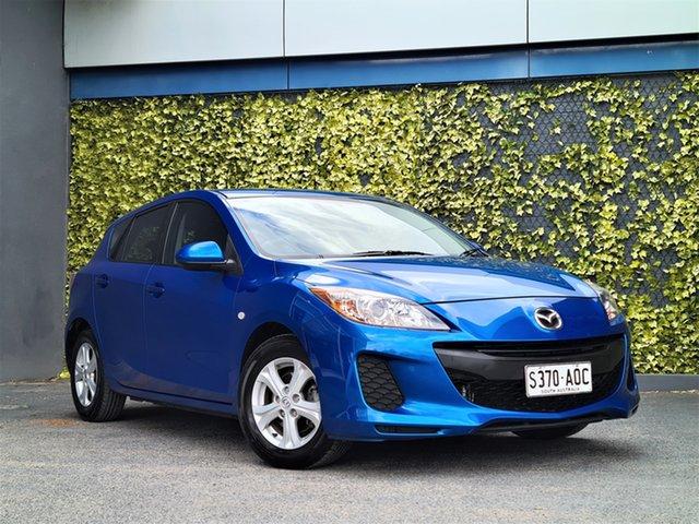 Used Mazda 3 BL10F1 Neo St Marys, 2010 Mazda 3 BL10F1 Neo Blue 6 Speed Manual Hatchback