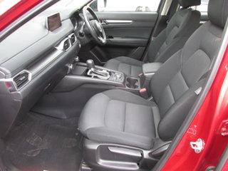 2018 Mazda CX-5 MY18 (KF Series 2) Maxx Sport (4x2) Red 6 Speed Automatic Wagon