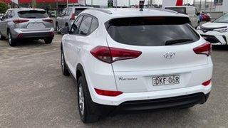 2016 Hyundai Tucson TL Active 2WD White 6 Speed Sports Automatic Wagon.