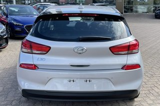 2019 Hyundai i30 PD2 MY19 Active Platinum Silver 6 Speed Automatic Hatchback