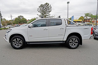 2017 Holden Colorado RG MY18 Storm Pickup Crew Cab White 6 Speed Manual Utility
