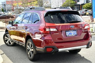 2018 Subaru Outback B6A MY18 2.5i CVT AWD Crimson Red 7 Speed Constant Variable Wagon.