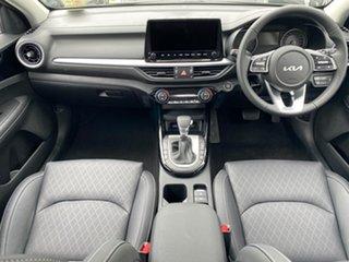 2021 Kia Cerato BD MY22 Sport+ Aurora Black 6 Speed Sports Automatic Sedan