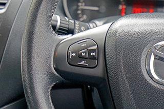 2015 Mazda BT-50 UP0YF1 XTR Silver 6 Speed Sports Automatic Utility