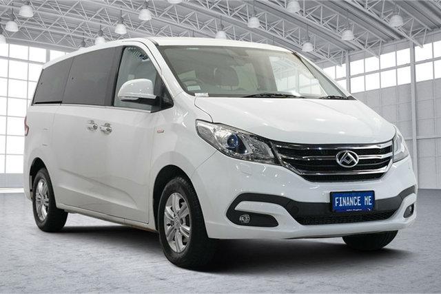 Used LDV G10 SV7A Victoria Park, 2019 LDV G10 SV7A Blanc White 6 Speed Sports Automatic Wagon