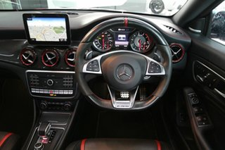 2018 Mercedes-Benz CLA-Class C117 809MY CLA45 AMG SPEEDSHIFT DCT 4MATIC Red 7 Speed