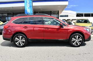 2018 Subaru Outback B6A MY18 2.5i CVT AWD Crimson Red 7 Speed Constant Variable Wagon