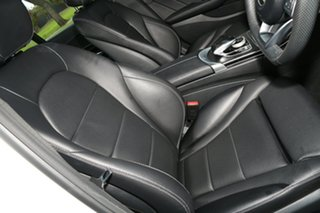 2015 Mercedes-Benz C-Class W205 806MY C200 7G-Tronic + White 7 Speed Sports Automatic Sedan