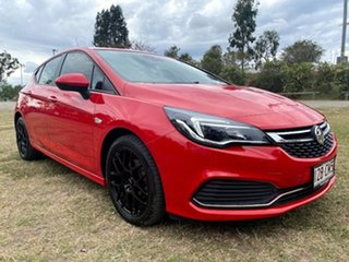 2016 Holden Astra BK MY17 RS Red 6 Speed Sports Automatic Hatchback.