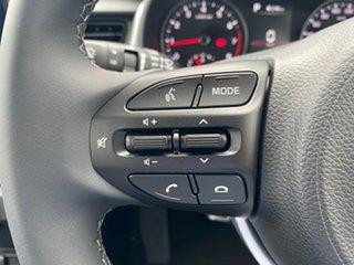 2021 Kia Stonic YB MY21 Sport FWD Signal Red 6 Speed Automatic Wagon