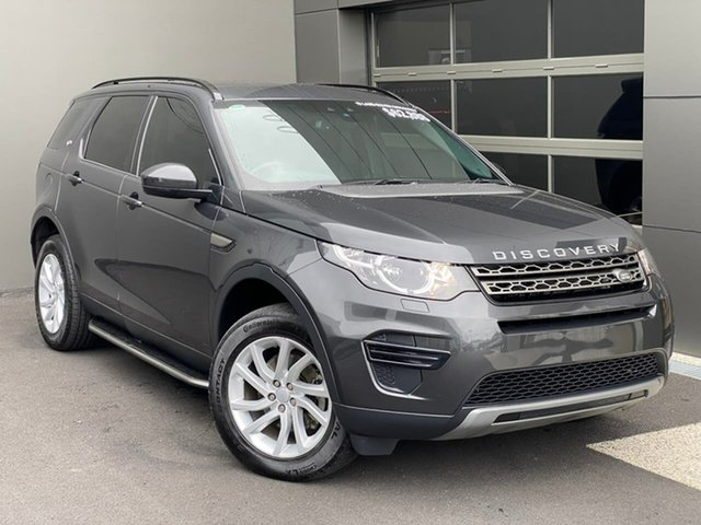Used Land Rover Discovery Sport L550 19MY HSE Hobart, 2018 Land Rover Discovery Sport L550 19MY HSE Grey 9 Speed Sports Automatic Wagon