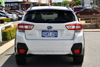 2018 Subaru XV G5X MY18 2.0i-L Lineartronic AWD Crystal White 7 Speed Constant Variable Wagon