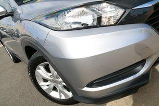 2017 Honda HR-V MY16 VTi Lunar Silver 1 Speed Constant Variable Hatchback.