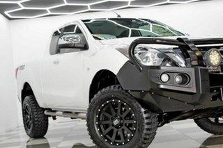 2017 Mazda BT-50 MY17 Update XTR (4x4) White 6 Speed Automatic Freestyle Utility.
