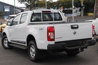 2019 Holden Colorado RG MY19 LS Pickup Crew Cab White 6 Speed Sports Automatic Utility