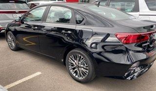 2021 Kia Cerato BD MY22 Sport+ Aurora Black 6 Speed Sports Automatic Sedan.