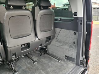 2013 Mercedes-Benz Viano 639 MY12 BlueEFFICIENCY Black 5 Speed Automatic Wagon