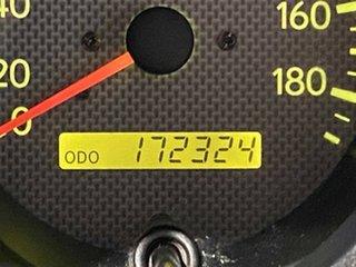 1999 Toyota RAV4 SXA11R White 4 Speed Automatic Wagon